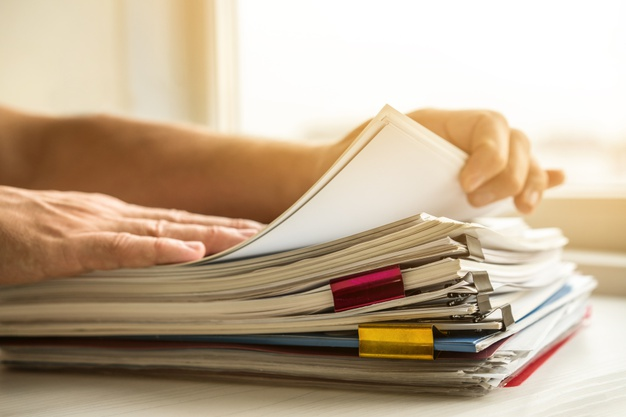 documentos do condomínio