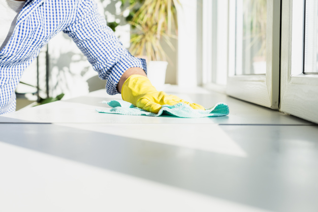 Como limpar condomínio