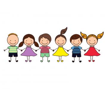 Crianças seguras no condomínio