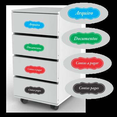 Organização dos documentos do condomínio